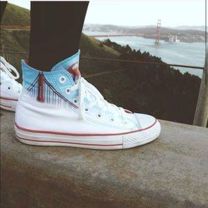 NWT Converse Chuck Taylor All Star San Francisco